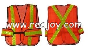 High Visibility Security Vest Reflective