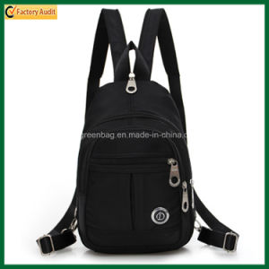 Popular Double Shoulder Satchel Fashion Daily Custom Lady Backpack pictures & photos