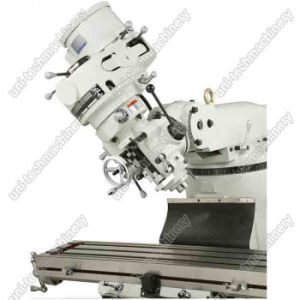 China Manufacturer Taiwan Head Vertical Turret Milling Machine (X6325) pictures & photos