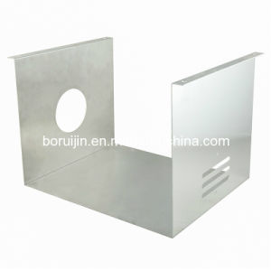 Aluminum/Steel Metal Part