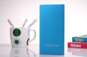 2014 OEM Aluminum Power Bank 10000mAh (GC-P21) pictures & photos
