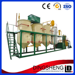 Complete Production Line of The Rice Bran Oil Refining Machine with Best Service and Fine Quality pictures & photos