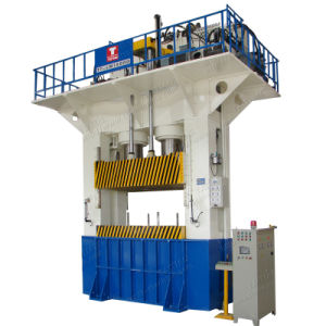 1500 Tons Hydraulic Press pictures & photos