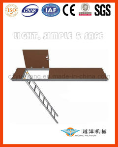 Scaffolding Aluminium Work Platform in Light Weight pictures & photos