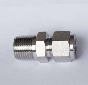 Stainless Steel Male\Female CNC Control Union Connector
