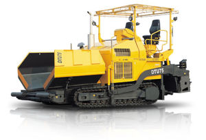 Sany DTU75 Road Machinery High Grade Asphalt Paver pictures & photos