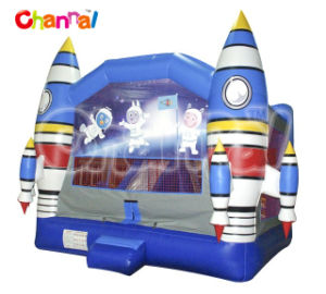 Space Inflatable Bouncer Combo Bb269 pictures & photos