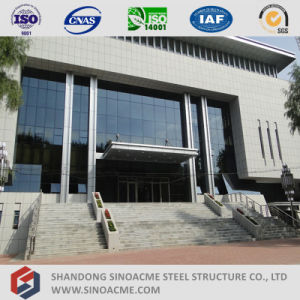 Sinoacme Steel Space Frame Roof Sports Center pictures & photos