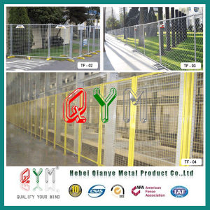 Security Swimming PVC Coated Cheap Temporary Fences Gates for Kids pictures & photos