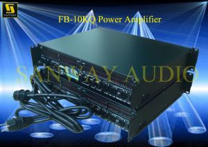 Fb-10kq 4 Channel Switch Power Supply Amplifier pictures & photos