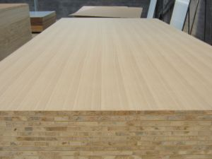 HPL Faced Blockboard /Blockboard Factory /Manufacturer pictures & photos