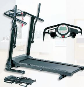 Mini Foldable Motorized Treadmill; Home Motorized Treadmill (UJK-340) pictures & photos