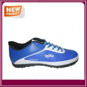 Hot Sale Indoor Soccer Shoes Football Boots for Men pictures & photos