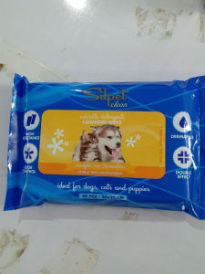Pet Clean Daily Wipes pictures & photos