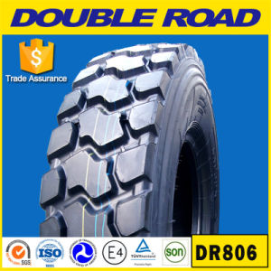 Block Pattern Truck Tire (1000R20, 1100R20, 1200R20) pictures & photos