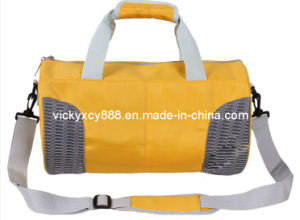 Outdoor Football Sport Travelling Handbag Bag (CY5865) pictures & photos