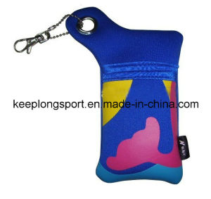 Fashionable Full Colors Printing Neoprene Mobile Phone Case pictures & photos