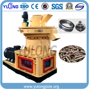 Vertical Ring Die Wood Pelleting Machine with CE pictures & photos