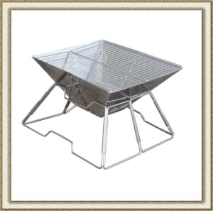 Charcoal BBQ, Stainless Steel BBQ (CL2C-ANS31A) pictures & photos
