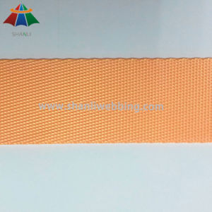 Wholesale Polyester Webbing (yellow, made in China) pictures & photos