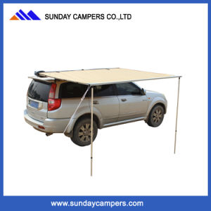 Ripstop Canvas Car Side Awning pictures & photos