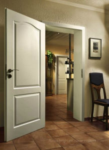 Composite Wood Door with White Primed (S8-1015) pictures & photos