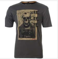 Fashion Printed T-Shirt for Men (M278) pictures & photos