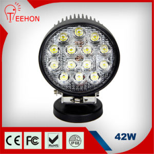 LED Truck Work Lights 42W LED Bright Working Light for All General Cars pictures & photos