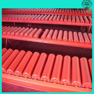 Cylindrical Belt Conveyor Steel Pipe Rollers pictures & photos