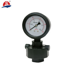 Water Treatment Oil Pressure Gauges pictures & photos