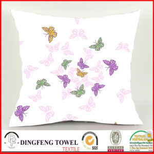 2016 New Design Luxury Printed Cushion Cover Df-C040 pictures & photos