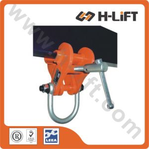 Beam Clamp, Lifting Clamp with Fixed Jaw and Large Lifting Shackle pictures & photos