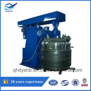 High and Low Speed Dispersion Machine for Electronic and Pharmacy pictures & photos