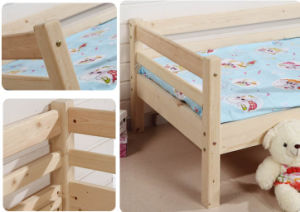 Simple Style Children Single Wooden Bed Kids Bed (M-X1045) pictures & photos