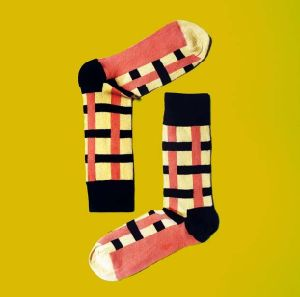 Men′s Fashion Socks Bat pictures & photos