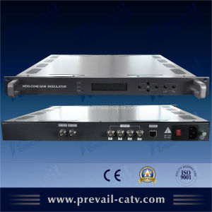 4 Channels 4 in 1 Qam Modulator Multiplexing Functionality pictures & photos