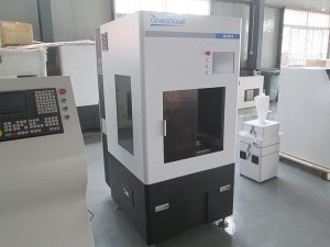 Zirconia 5 Axis Dental CAD Cam Milling Machine pictures & photos