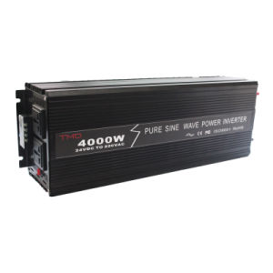 DC to AC Power Inverter 4000watt, Pure Sine Wave Inverter pictures & photos