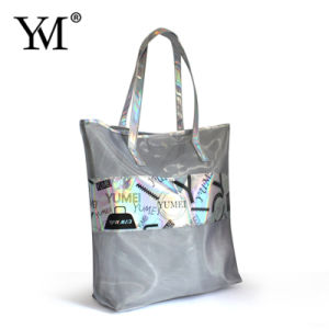 2017 Promotion Hot Selling Best Price Mesh Beach Bag pictures & photos