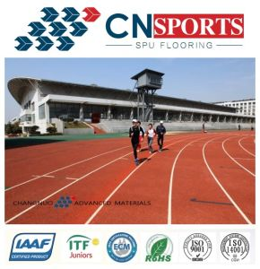 Eco-Friendly Health PU Athletic Rubber Running Track pictures & photos