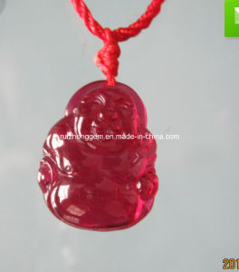 Ruby Pendant Necklace pictures & photos