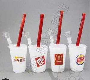 Fast Food Cup, Borosilicate Glass Water Pipe, with Factory Price pictures & photos