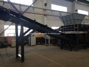 1PSL3410H Dual-Shaft (Shear) Shredder for Metal Recycling Industry pictures & photos