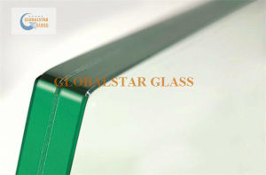6.38mm, 8.38mm, 10.38mm Extra Clear Laminated Glass with ISO, AS/NZS2208 pictures & photos