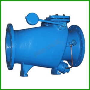 Slowly Closed Check Valve with Counter Weight and Lever pictures & photos