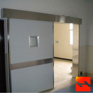 Guangzhou Airtight Hospital Sliding Doors (HF-3000) pictures & photos
