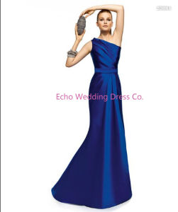 Navy Blue Evening Gowns (EGS113)