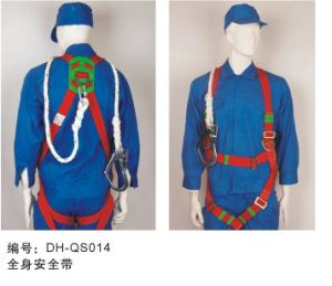 Falling Protection Safety Harness with Hook QS014 pictures & photos