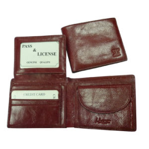Fashion Wallet, Geunine Leather Purse / Wallet pictures & photos
