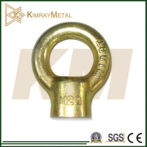 Yellow Zinc Plated Eye Nut JIS1169 pictures & photos